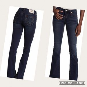 True Religion Women's Bootcut Jeans-28